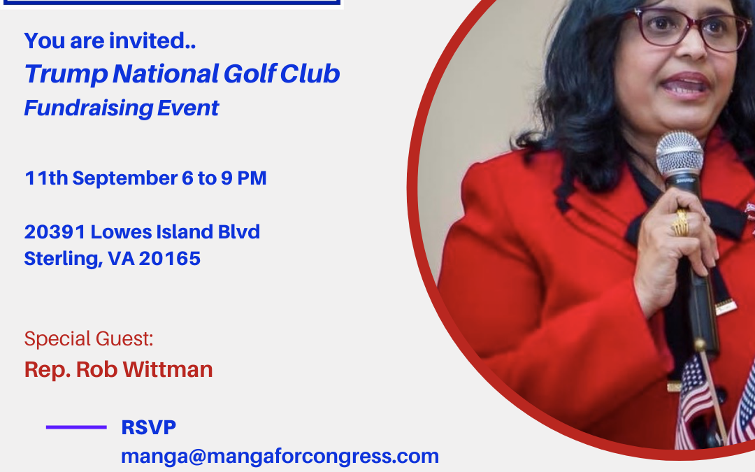 Trump National Golf Club Fundraising Event